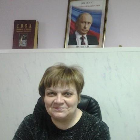 Светлана Гонт